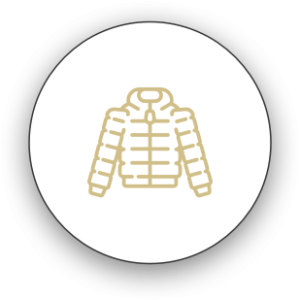 coat dry cleaning icon