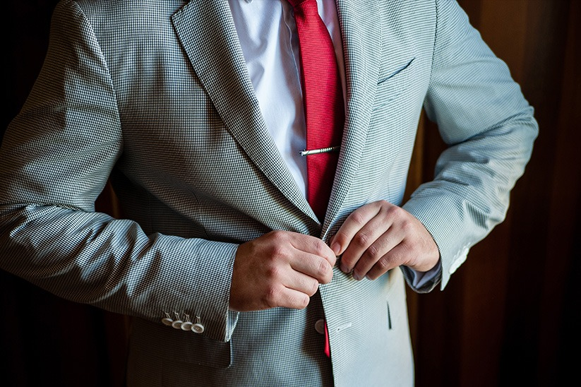 expert tips to dry clean suits