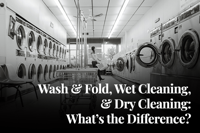 wet cleaning vs dry cleaning