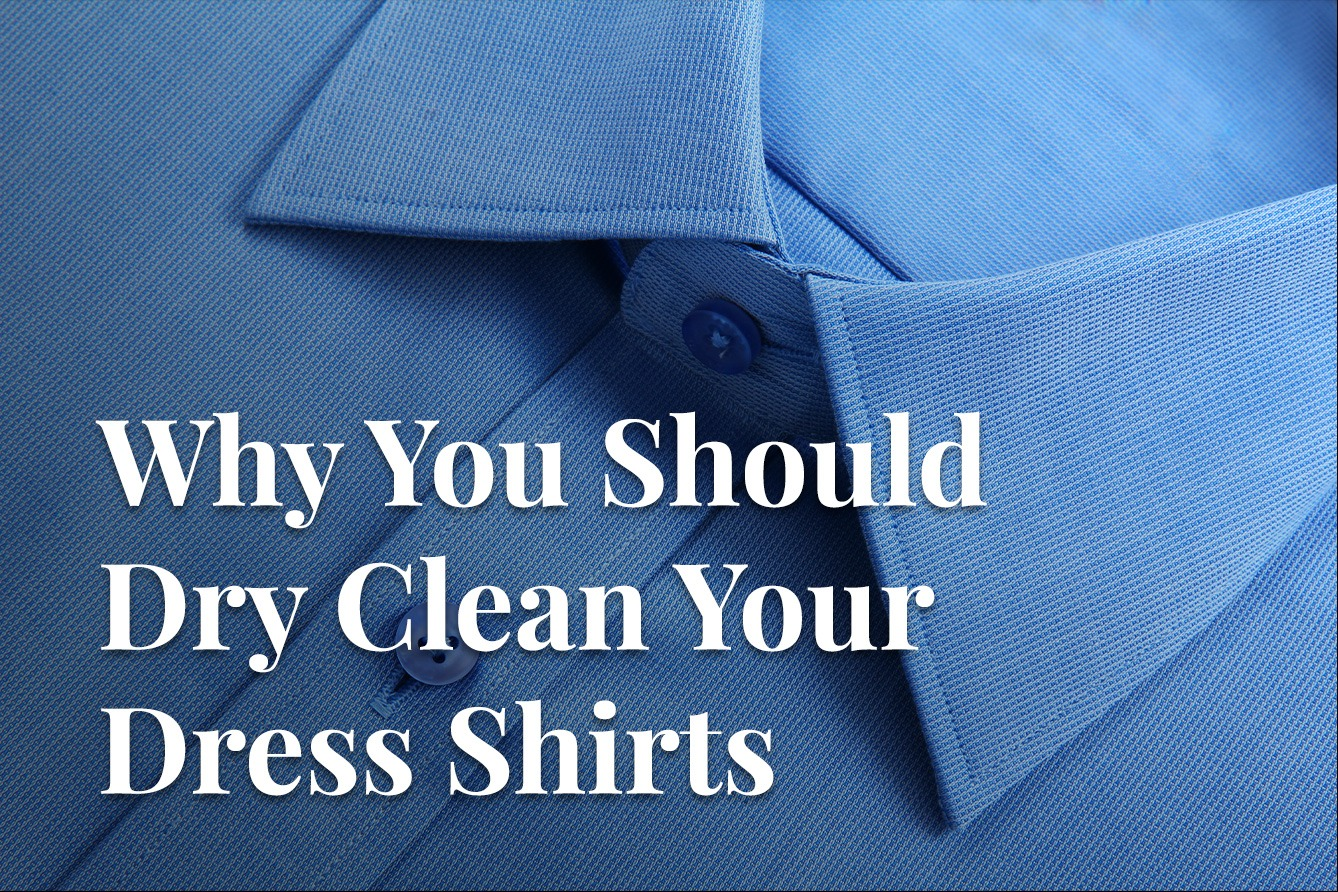 pressed dress shirt