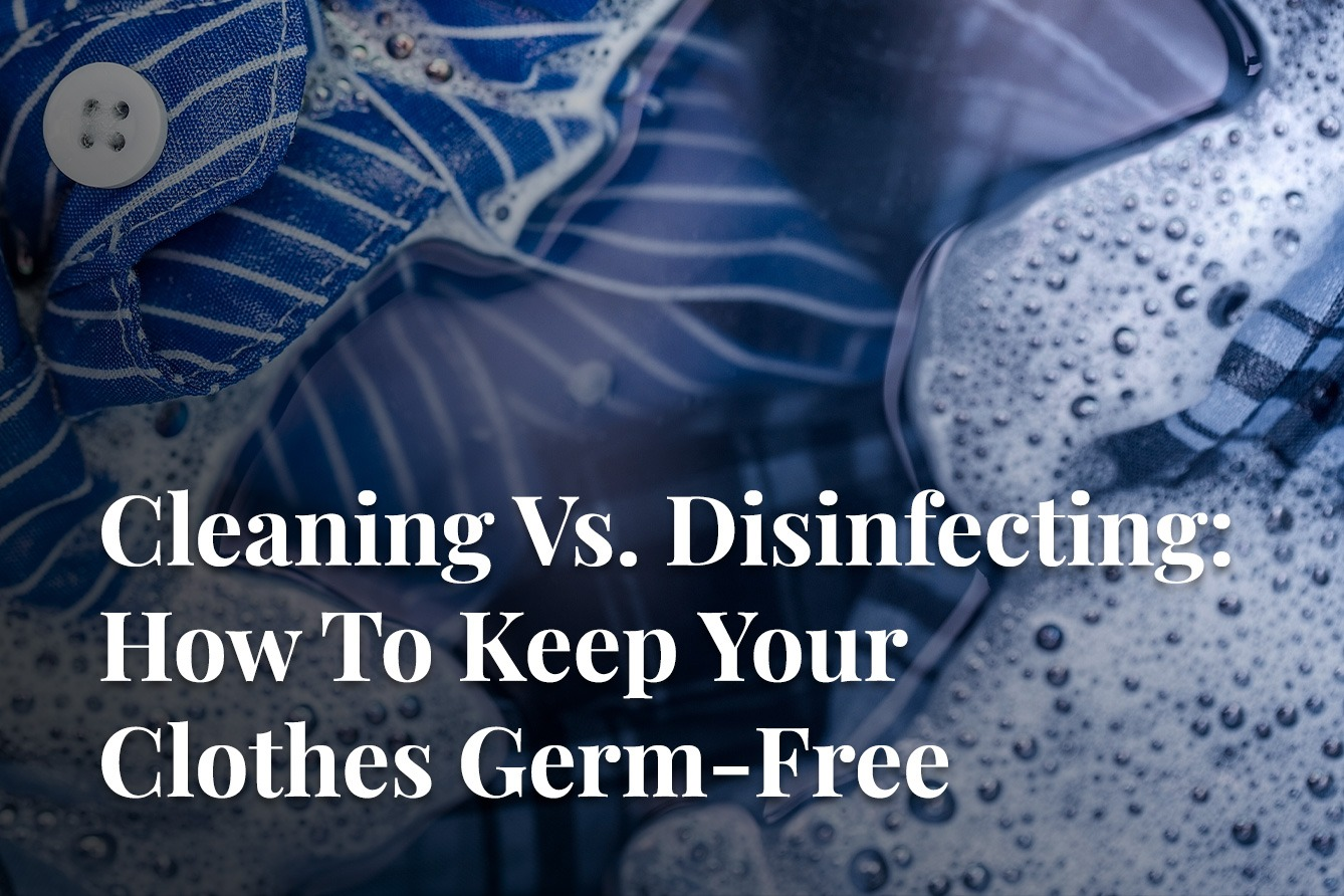 disinfecting clothes