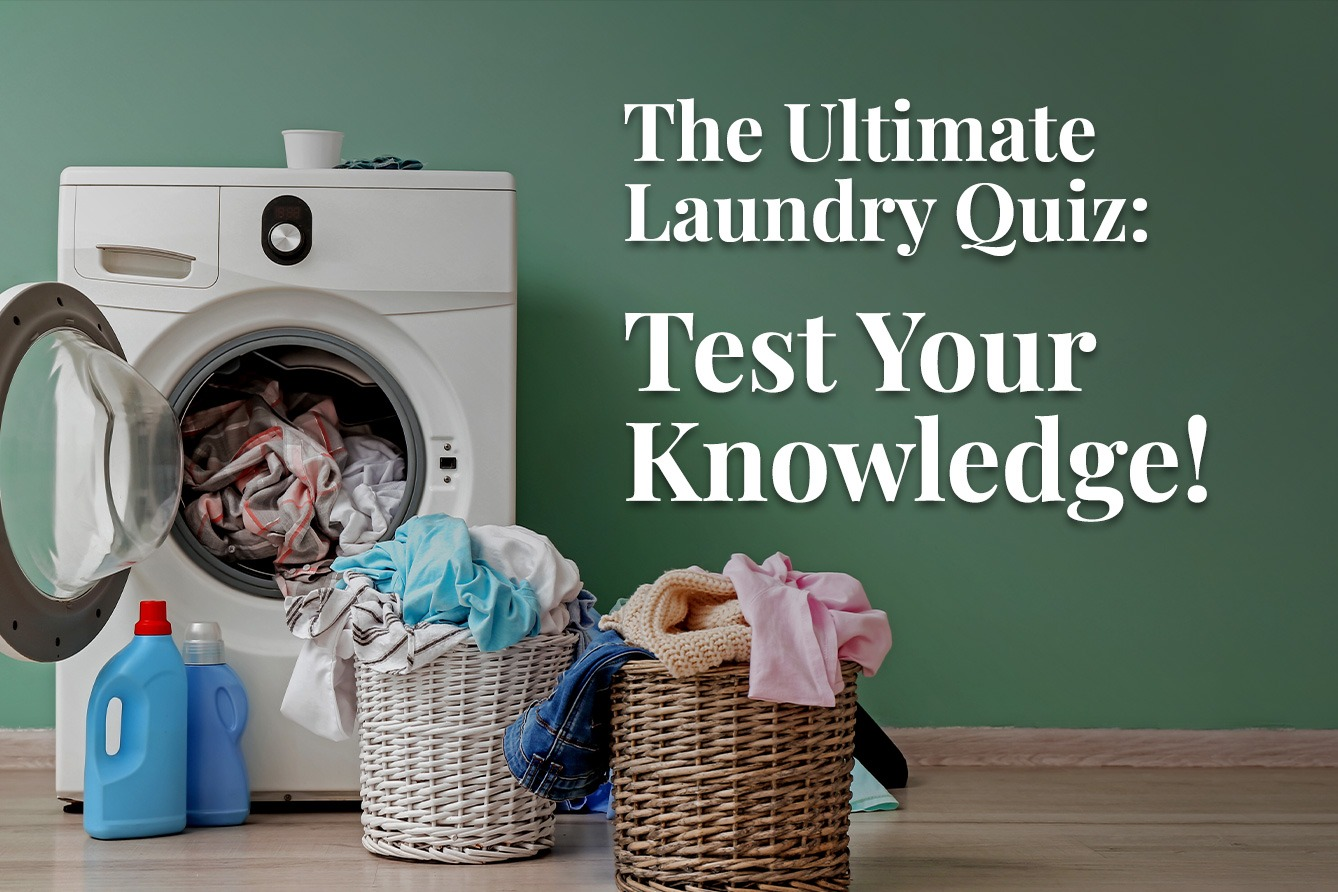 Test your laundry knowledge